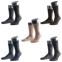 3 Paar Falke Teppich  i.S. SO im Schuh Socken 14402 Klassiker für kalte Tage