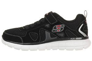 Skechers Skechers VIM-Speed Thru Damen Fitnessschuhe Lightweight schwarz weiß