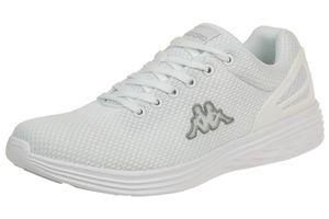 Kappa Trust Sneaker unisex weiß Turnschuhe Schuhe