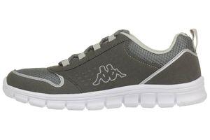 Kappa Amora Sneaker unisex grau Turnschuhe Schuhe