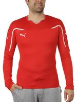 Puma North Korea Home & Away LS Shirt Trikot Herren rot