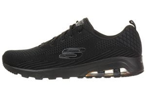 Skechers SKECH AIR EXTREME Damen Sneaker schwarz Air Cooled Memory Foam