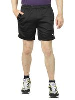PUMA Kinder Kids Spirit Poly Shorts Hose Pants 653897 01 black Sporthose Shorts