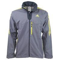 adidas Softshell Jacket Men Jacke Herren grau G79138