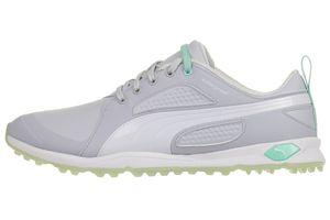 Puma BioFly Damen Golfschuhe Golf grau 187877 02