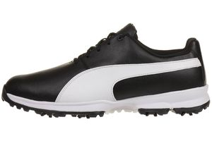 Puma Golf Grip Cleated Herren Golfschuhe 188662 02 black