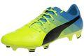 Puma Fußballschuhe evoPower 1.3 FG 103524 01 gelb Fußball Herren 001