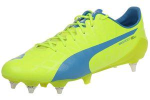 Puma EvoSpeed SL-S Mixed  SG Fußball 103730 01 SUPERLEICHT Fußballschuhe
