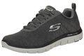 Skechers Sport Mens FLEX ADVANTAGE 2.0 CHILLSTON Sneakers Herren Schuhe Grau 001