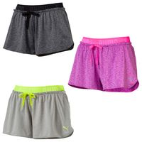 PUMA Damen Transition Drapey W Shorts Pant Hose Pants Fitnesshose