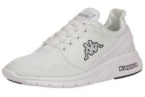 Kappa New York Sneaker Unisex Turnschuhe Schuhe weiß