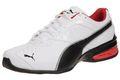 Puma Tazon 6 FM Herren Sneaker Schuhe Laufschuhe 189873 02 weiß 001