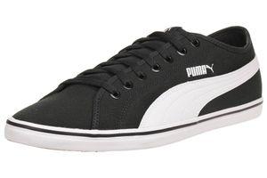 Puma Elsu v2 CV Unisex Sneaker Schuhe Canvas schwarz 359940 03