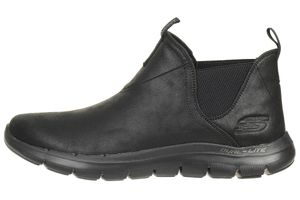 Skechers Flex Appeal 2.0 - Done Deal Damen Stiefel Lite Weight BBK