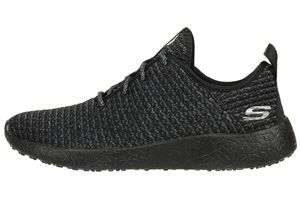 Skechers Burst City Scene Damen Fitnessschuhe Light Memory Foam schwarz