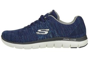 Skechers Flex Advantage MISSING LINK Herren Sneaker Schuhe NVGY