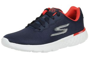 Skechers Performance GoRun 400 Action Herren Laufschuhe quick fit NVRD