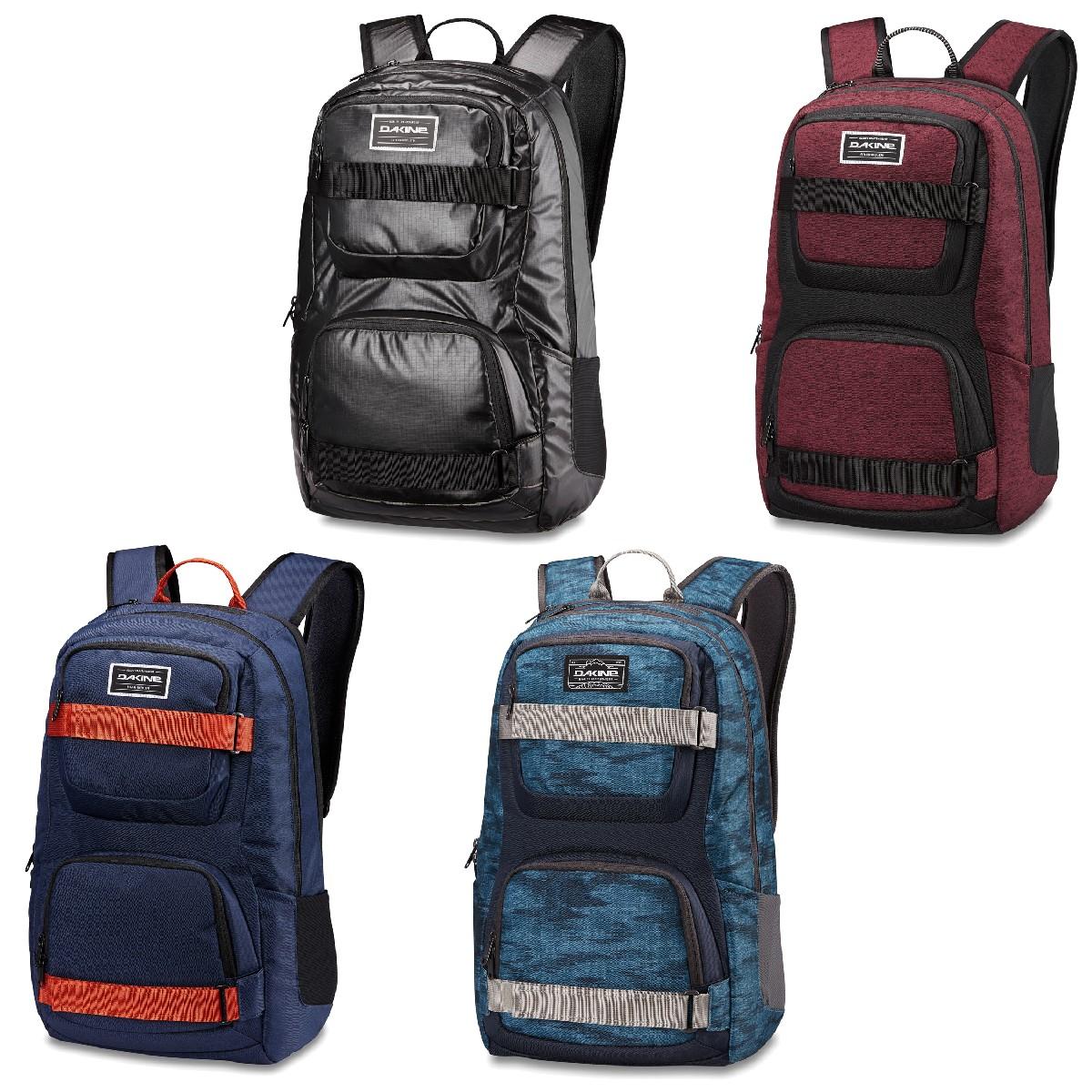 9dec4e9b20f4c Dakine Rucksack Duel Pack 26 Liter Laptop Schulrucksack Backpack ...