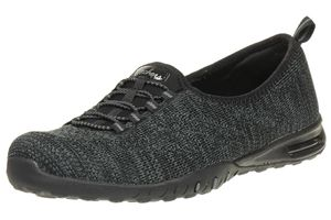 Skechers EASY AIR - IN MY DREAMS Damen Slipper Ballerinas 22980 BLK