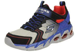 Skechers Gunray Air Protium Kinder Jungen Baby Sneaker Schuhe BKRB
