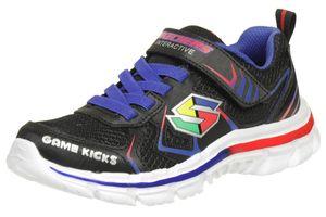 Skechers Nitrate Game Kicks OG Kinder Sneaker Schuhe BKMT