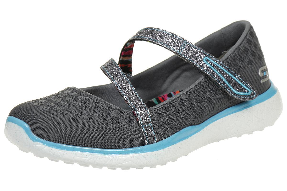 57e0dc8acad998 Skechers Micorburst One UP Kinder Ballerina Schuhe Girls Mädchen ...