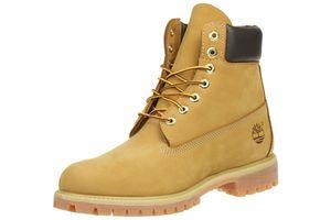 Timberland 6-Inch Premium Herren Stiefel Boots Waterproof 10061 Wheat Nubuck