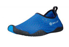BALLOP Spider Barfußschuhe V2-Sohle Wasserschuhe Skin Fit blau
