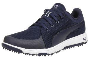 Puma Golf Grip Sport Herren Golfschuhe 189168 02 blau