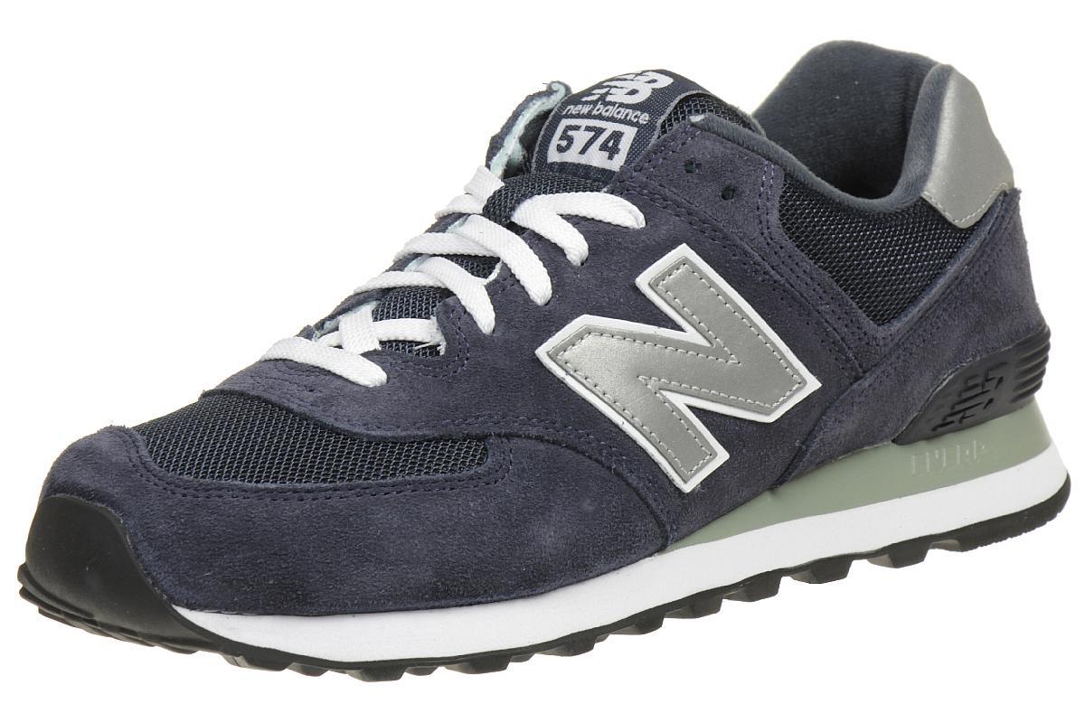 New Balance ML 574 NN Classic Sneaker Herren Schuhe blau ...