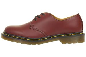 Dr. Martens 1461 CHERRY RED Smooth Halbschuhe RED Leder