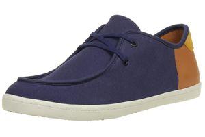 Boxfresh Horton Ch Cnvs Herren Sneaker Schuhe E15028 blau