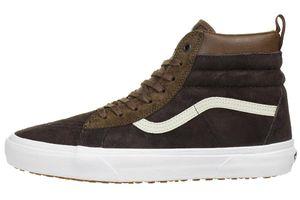 VANS Classic SK8-HI MTE D Winter Sneaker Schuhe Leder VA33TXQWW Scotchgard