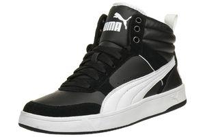 Puma Rebound Street V2 Sneaker Herren Schuhe black 363715 02