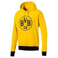 Puma BVB Fan Hoody Borussia Dortmund 09 Herren Sweatshirt 752863 11