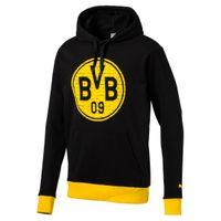 Puma BVB Fan Hoody Borussia Dortmund 09 Herren Sweatshirt 752863 12