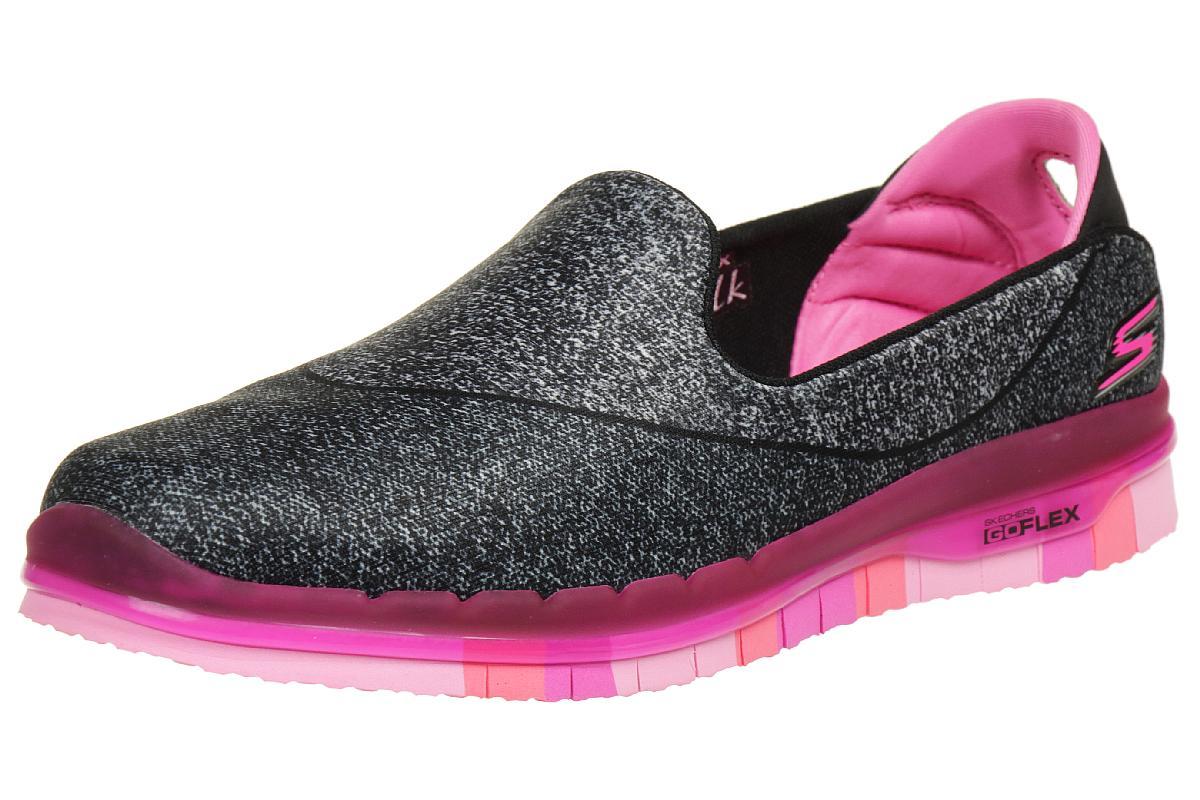 competitive price 6d865 e3ccc Skechers Go Flex Athletic Kinder Slip On Girls Mädchen ...