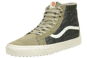 VANS Classic SK8-HI MTE Winter Sneaker Schuhe Leder V316I2E olive grün