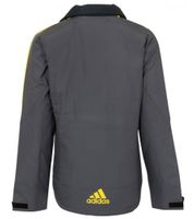 Adidas Universal ALLWETTER Jacke W Damen women grau