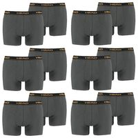 12 er Pack Head Herren Boxer Boxershorts Basic Pant Unterwäsche