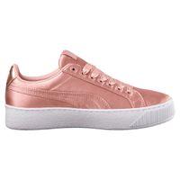 Puma Vikky Platform EP Sneaker Damen Schuhe 365239 01 Beige-Peach