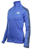 Adidas 12 ZIP ST UP W Damen Sweatshirt G87287 blau