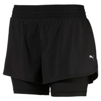 "PUMA Damen Core-Run 2n1 3""  Shorts W Pant Hose Pants Fitnesshose"