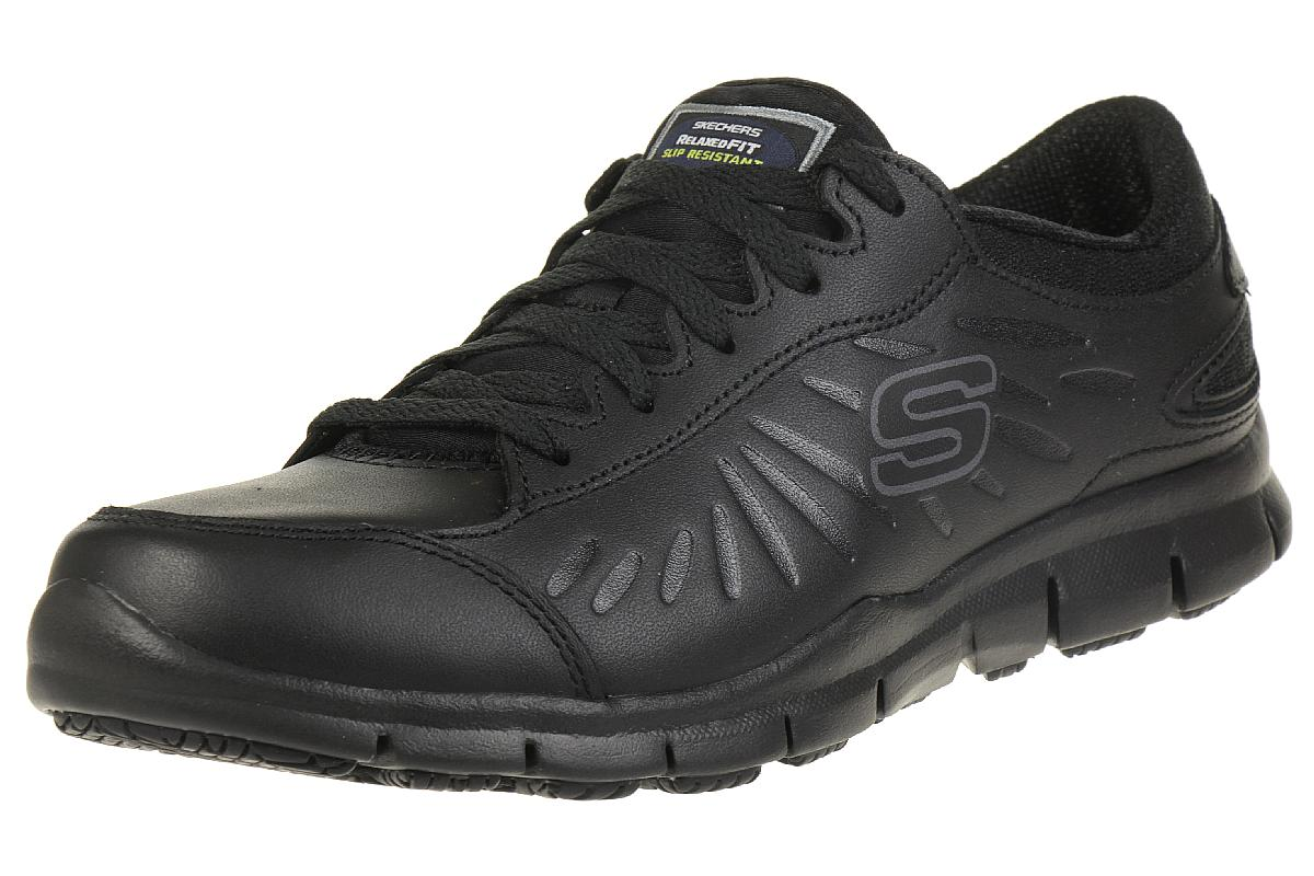 san francisco 0a0d7 e7102 Skechers ELDRED Damen Business Arbeitsschuhe Anti Rutsch ...