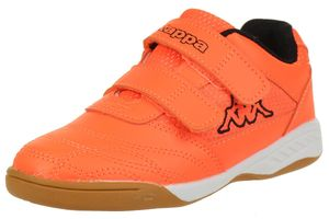 Kappa Indoor KICKOFF Kinder Hallenschuhe orange 260509K