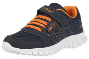 Kappa Jungen Schuh Stay Kids Low-Top 260527 navy/orange