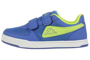Kappa Unisex-Kinder Trooper Light Sun Kids Low Top 260536K/6033