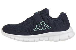 Kappa Unisex-Kinder Sneaker Follow K navy/mint