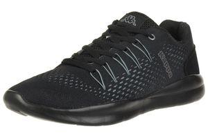 Kappa Nexus Sneaker unisex Turnschuhe Schuhe schwarz