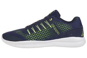 Kappa Nexus Sneaker unisex Turnschuhe Schuhe navy/lime